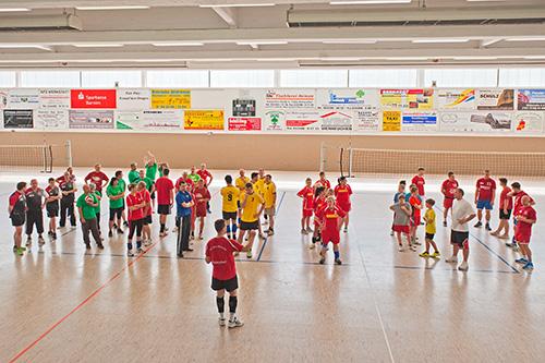 Volleyballturnier der Vereine 2014_01