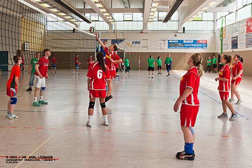Volleyballturnier der Vereine 2014_02