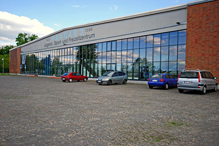 Sporthalle Werneuchen (Hangar 3)