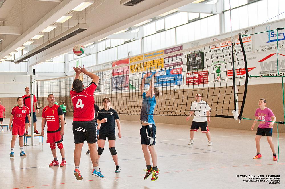Volleyballturnier der Vereine 2015 (5)