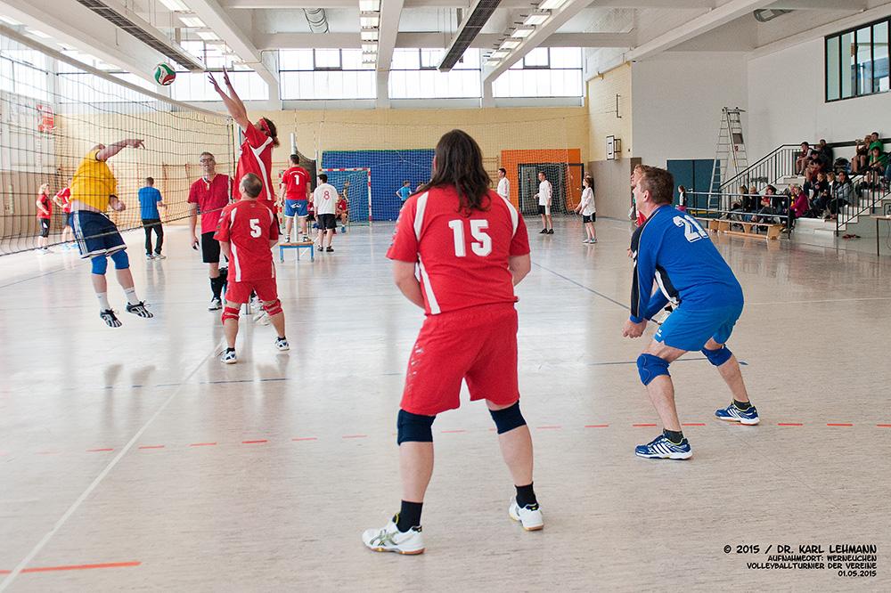 Volleyballturnier der Vereine 2015 (9)