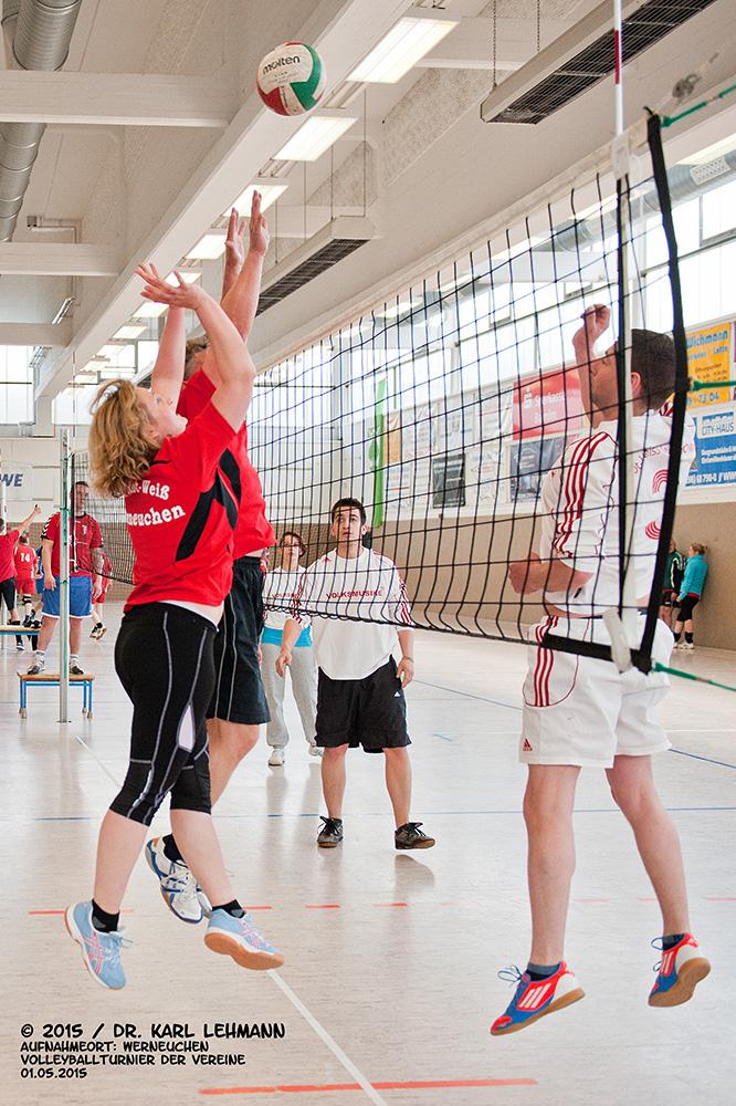 Volleyballturnier der Vereine 2015 (15)
