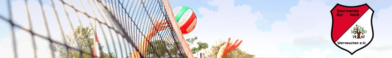 Volleyball – SV Rot-Weiß Werneuchen e.V.