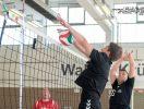 Handball Doppelblock